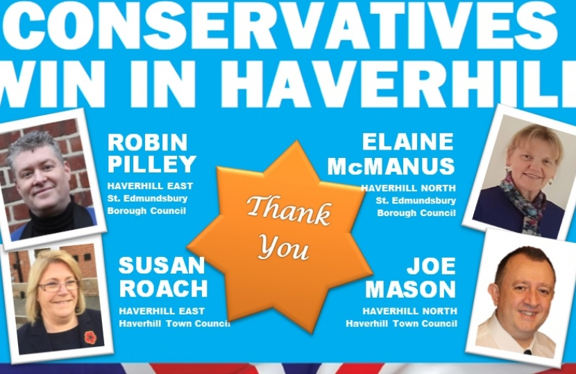 Conservatives Win in Haverhill